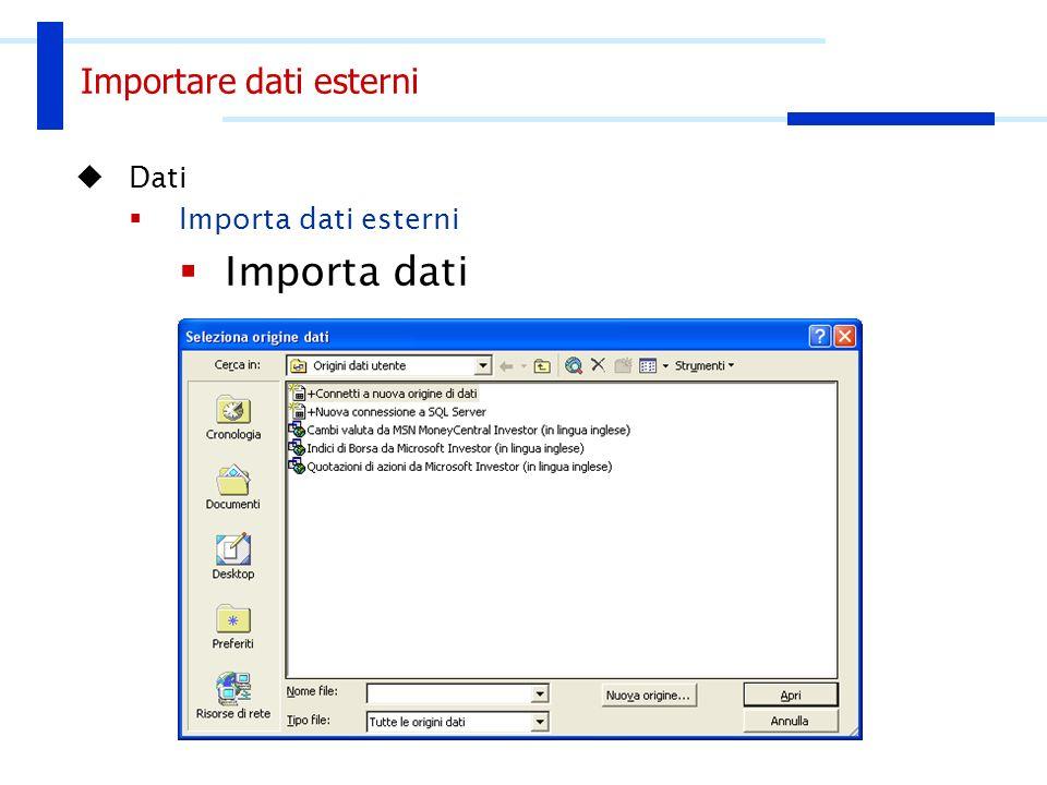 Integrazione con Word e Access Collegamento dei file [1/2]